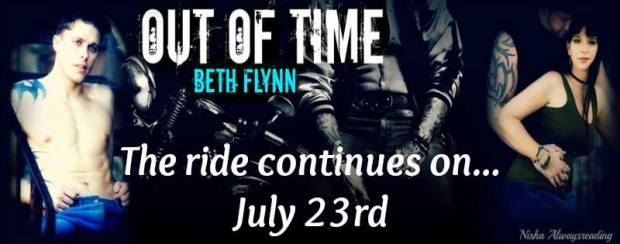 out of time banner beth