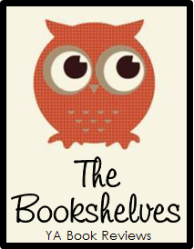 The Bookshelves Blog Button (Owl)