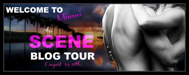 The Scene Blog Tour Banner 1