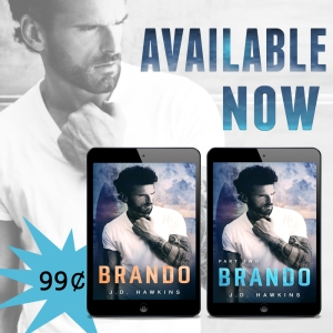 Brando 99 cents AVAILABLE NOW