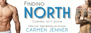 Finding North - Coming Soon Banner