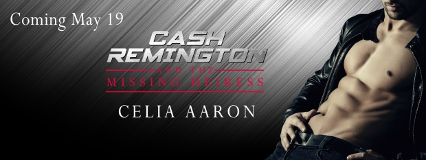 Cash Remington and the Missing Heiress Banner